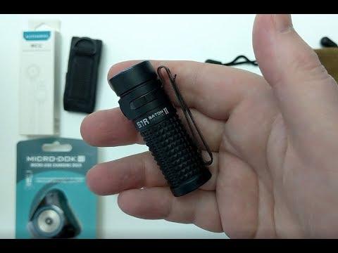 Olight S1R Baton II Introduction