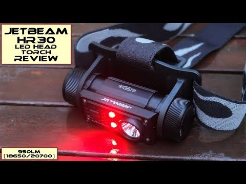 JETBeam HR30 LED Head Torch: Review