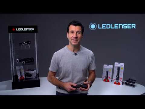 The P-Series - Essential Torch Range