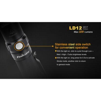 Fenix LD12 (320 lumens AA battery)-12309
