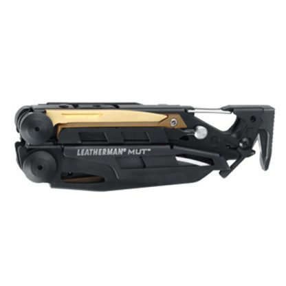 Leatherman MUT Black + Molle Carry Pouch-2511