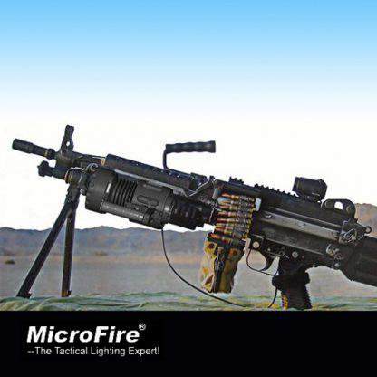 MicroFire Lancer HID (3500 lumens) 1.2km distance-2414