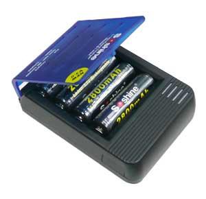 Soshine SC-S1 Max V3 Battery Charger-2770