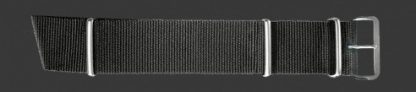 Traser Nato Strap Black Original-0