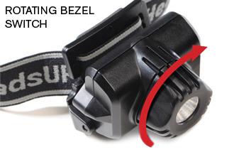 Pelican HeadsUp Lite 2690 LED Headlight -6061