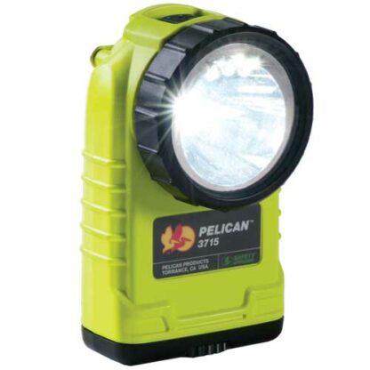 Pelican 3715 LED Flashlight - Yellow (233 Lumens)-0