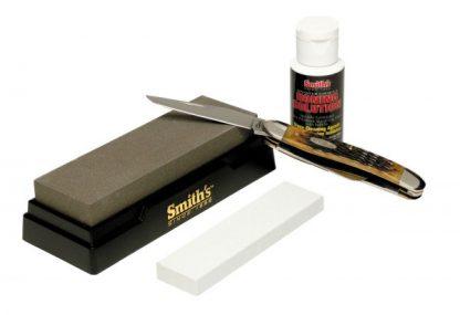 Smith's 2 Stone - Knife Sharpener-6390