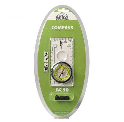 Atka AC30 Orienteering Compass-0