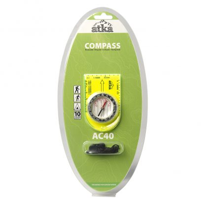 Atka AC40 Compact Baseplate Compass-0