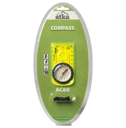 Atka AC60 Baseplate Compass-0