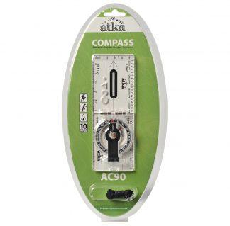 Atka AC90 Baseline Folding Compass-0