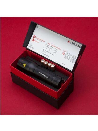 Led Lenser P7 Torch – (450 Lumens)-15605
