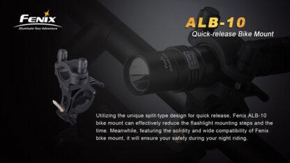 Fenix ALB-10 Bike Mount-7855