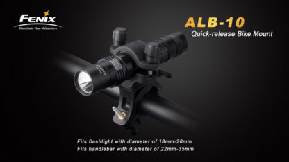 Fenix ALB-10 Bike Mount-7853