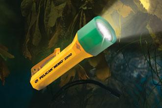 Pelican Nemo 2000 Flashlight -8672