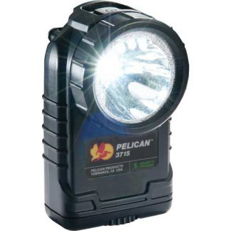 Pelican 3715 LED Flashlight - Black (174 Lumens)-0