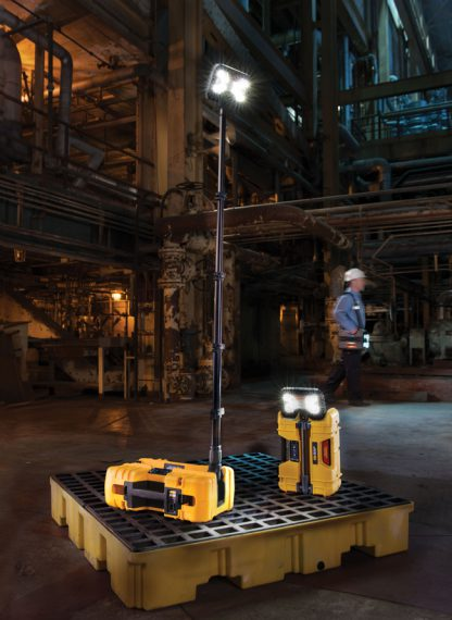 Pelican 9490 Remote Area Lighting System - Yellow-9057