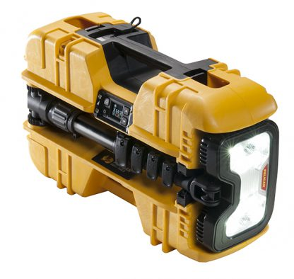 Pelican 9490 Remote Area Lighting System - Yellow-9052