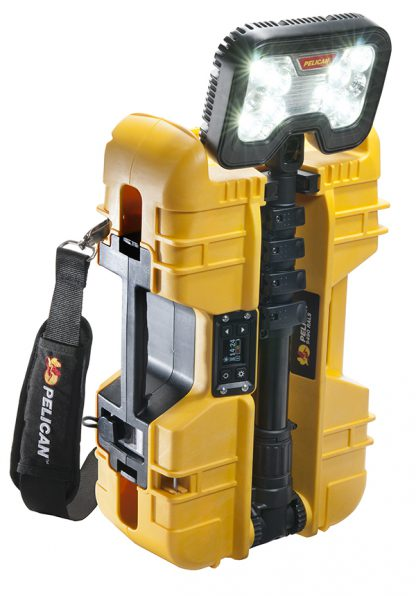 Pelican 9490 Remote Area Lighting System - Yellow-0