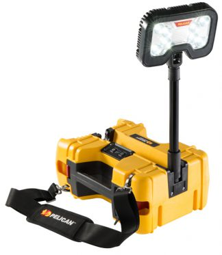 Pelican 9480 Remote Area Lighting System - Yellow-0