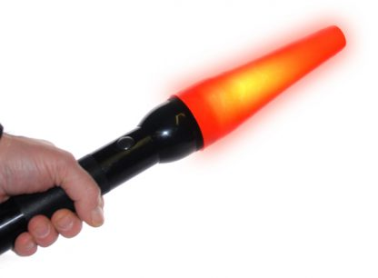 MagLite Traffic Wand For D Cell Flashlights – Red-0