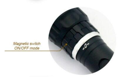 Hi-Max X5 Magnetic Diving Torch - 1000 Lumens-9675