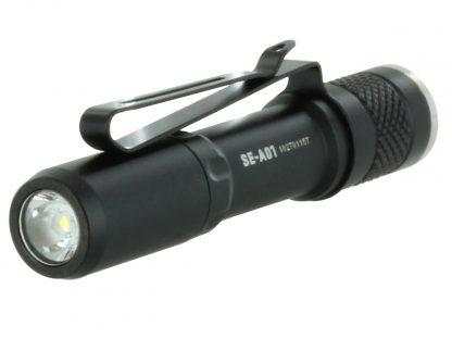 JETBeam SE-A01 EDC Pocket Flashlight - 130 Lumens-0