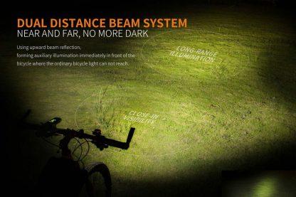 Fenix BC30R Rechargeable Bike Light (1800 lumens)-12645