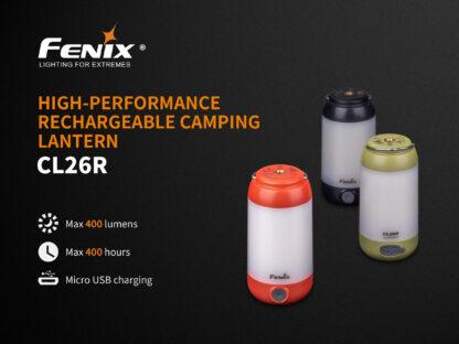 Fenix CL26R Camping Lantern (400 Lumens)-15257