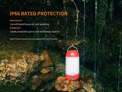 Fenix CL26R Camping Lantern (400 Lumens)-15256