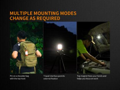 Fenix CL26R Camping Lantern (400 Lumens)-15253