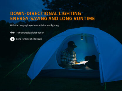 Fenix CL26R Camping Lantern (400 Lumens)-15260