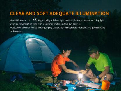 Fenix CL26R Camping Lantern (400 Lumens)-15250