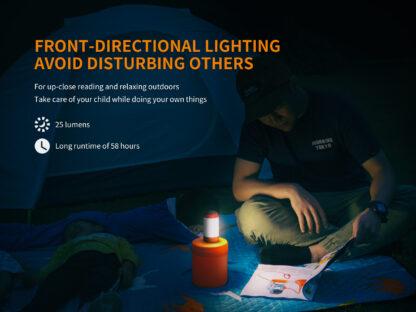Fenix CL26R Camping Lantern (400 Lumens)-15261