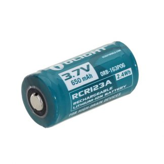 OLight 16340 Rechargeable Battery-0