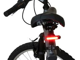 Klarus TL1 USB Rechargeable Bike Tail Light -15957
