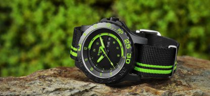 Traser P66 Green Spirit Watch with NATO Band-10870