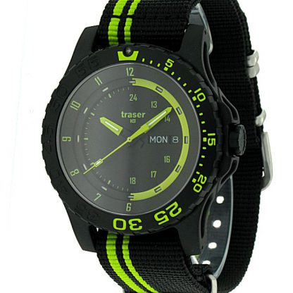 Traser P66 Green Spirit Watch with NATO Band-10871
