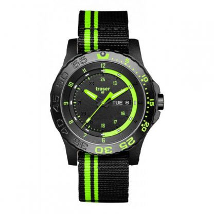 Traser P66 Green Spirit Watch with NATO Band-10872