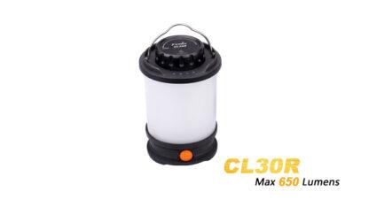 Fenix CL30R Rechargeable Camping Lantern (650 Lumens)-11090