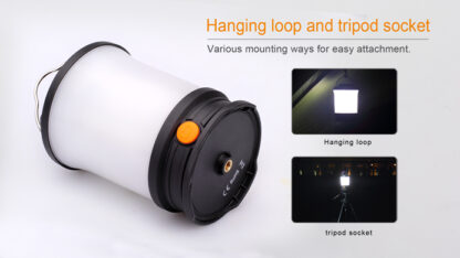 Fenix CL30R Rechargeable Camping Lantern (650 Lumens)-11087
