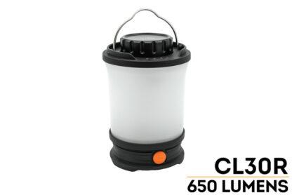 Fenix CL30R Rechargeable Camping Lantern (650 Lumens)-11103