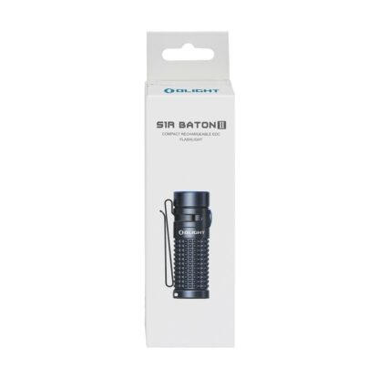Olight S1R II Baton Rechargeable Torch - 1000 Lumens -15220