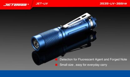 JETBeam JET-UV Ultra Violet Light (365nm)-11462