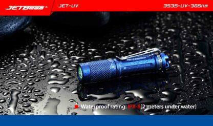 JETBeam JET-UV Ultra Violet Light (365nm)-11453