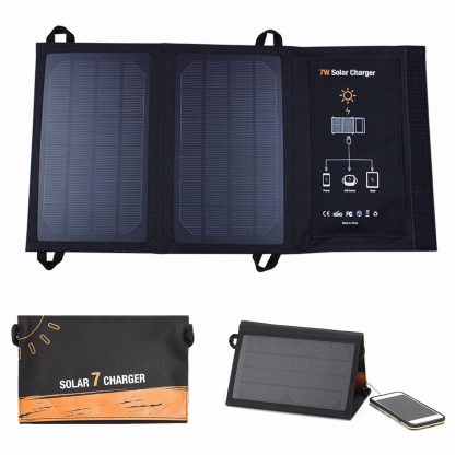 Folding Solar Panel- 7 watt-14431