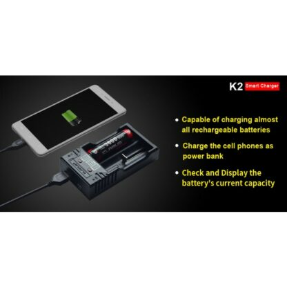 Klarus K2 Smart Charger-11861