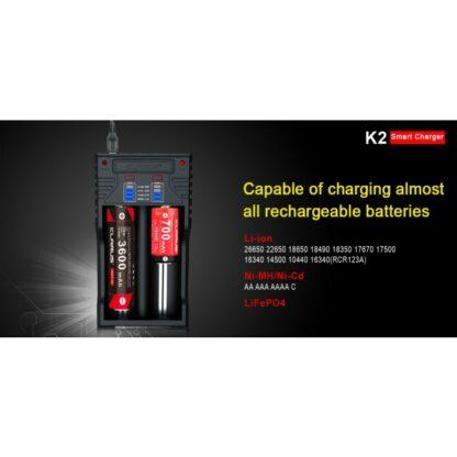 Klarus K2 Smart Charger-11857
