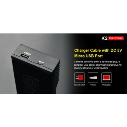 Klarus K2 Smart Charger-11858
