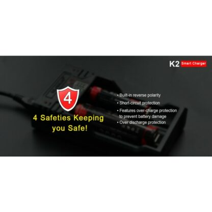 Klarus K2 Smart Charger-11860